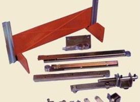 DRAWOUT trolley PARTS